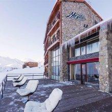 Отель Monte Gudauri