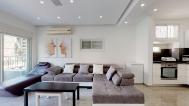 Апартаменты Stylish 2BR in Ben yehuda 84 by HolyGuest