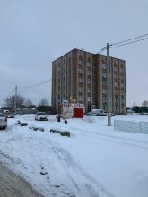 Апартаменты аэропорт Толмачево