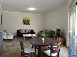 Современные апартаменты в Будве с одной спальней на Новембра
