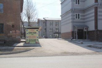 Отель ESENIN-LocuS