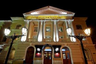 Гостиница «Центральная»(бывшая Чернигов)