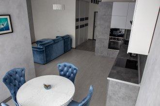 Апартаменты на Крупской