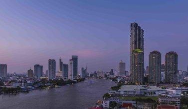 Отель Chatrium Riverside Bangkok