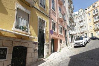 Апартаменты Lisbon Top Flats