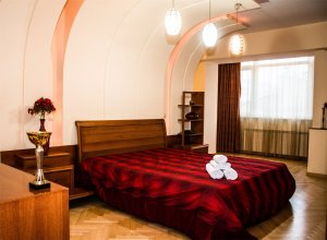 Апартаменты Ahomekz микрорайон Самал-3, д. 21