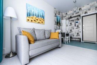 Апартаменты More Apartments на Станиславского 1A-3