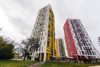 Апартаменты в ЖК Малевич-215