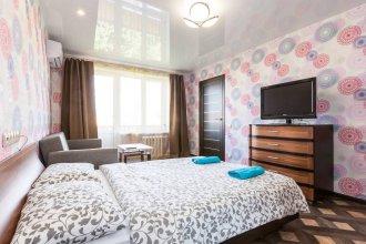 Апартаменты Smolenskaya Kaloshin pereulok 6str 1
