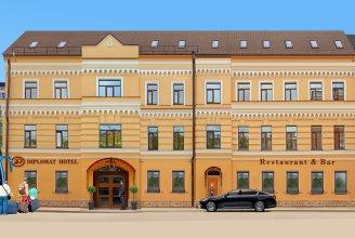 Отель Diplomat