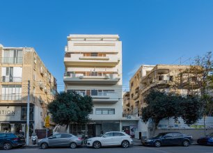 Апартаменты Beautiful 2BR in Ben Yehuda 218 by HolyGuest