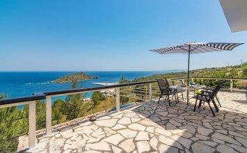 Вилла Komis Seafront Premium Villa - Zante Infinity Blue
