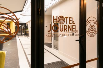 Отель Best Western Journel Saint-Laurent-Du-Var