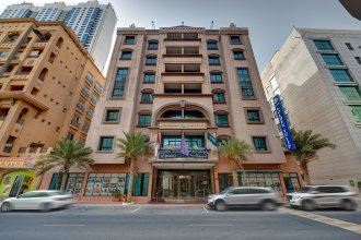 Отель Golden Tulip Al Barsha