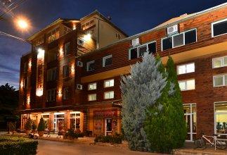 Отель Garni Garson Lux