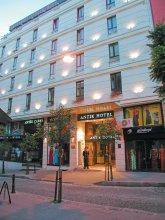 Отель Antik Istanbul