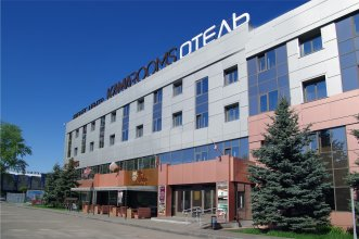 Отель Kamarooms Business Hotel & Spa