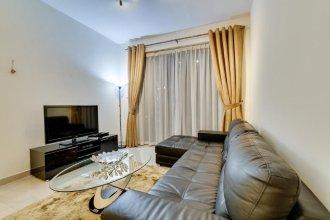 Апартаменты Ease By Emaar Westside Epic One Bedroom