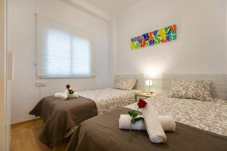Апартаменты Gemutlich Roger Stay Barcelona