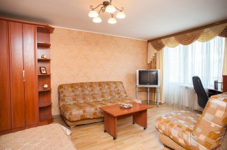 Апартаменты Moskva4you Октябрьская