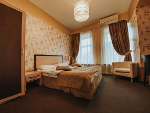 Отель Minima Kitay-Gorod