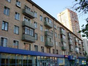 Апартаменты Hanaka Зеленый 39