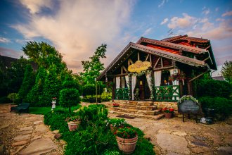 Old House Resort & Spa