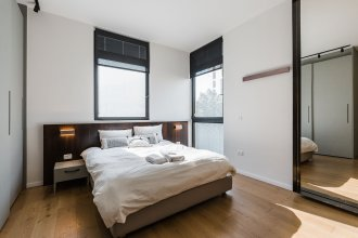 Апартаменты Luxury 3 Bdr Neve Tzedek #N17