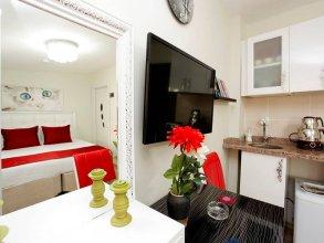 Апарт-отель Taksim Istiklal Suites