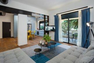 Апартаменты Gordon Beach Loftstyle by HolyGuest