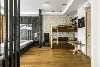 Апартаменты Luxury Petrogradka