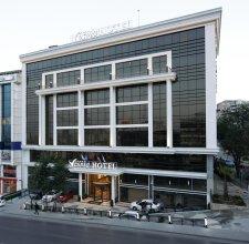 Отель Vespia