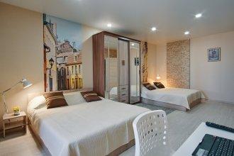 Апартаменты Sibkvart Железнодорожная 15 (16 этаж)