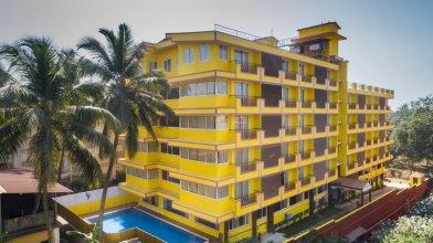 Отель Sairaj Beach resort LLP