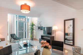 Апартаменты HiGuests Vacation Homes - Laguna Tower