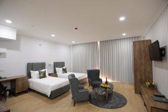 Отель Krokus Plaza