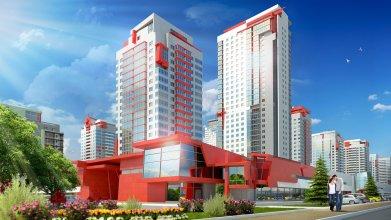 Апартаменты InnHome Sky