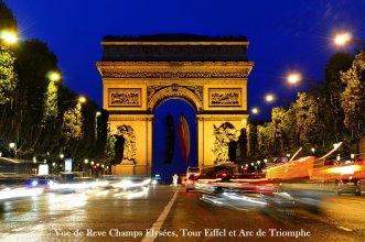 Апартаменты Up to 6 fantastic view Paris
