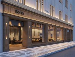 Отель BoHo Prague