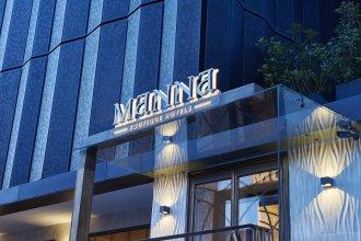 Отель Manna Boutique