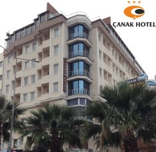 Отель Çanak