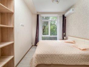 Апартаменты Светлая Квартира у моря в ЖК Лето