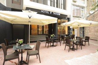 Отель V Plus Taksim