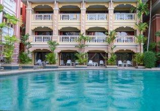 Отель Krabi Nature Luxury Beach Resort