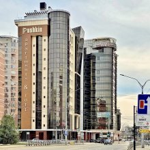 Апартаменты Pushkin apartments & loft
