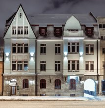 Апартаменты стильные с балконом в центре Thomas' Home