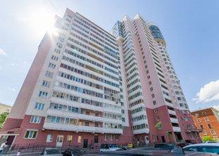 Апартаменты Однокомнатные на Космонавтов 46а