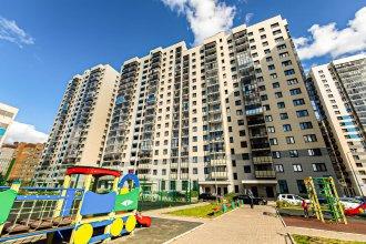 Апартаменты сети Rushouse возле аквапарка, набережной и 5 минутах от центра города на 15 этаже
