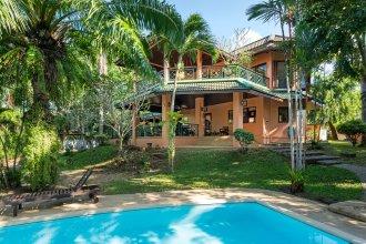 Big Pool with Terrace and Parking near Big Buddha Villa