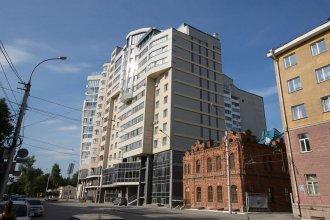 Элитная 2х квартира класса люкс с камином, джакузи и кондиционером на ул. Ядринцевская. Метро площадь Ленина